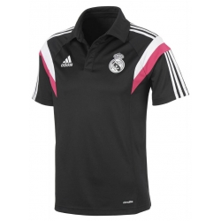 Black Polo Real madrid home 2015