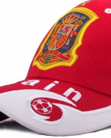 закзаать кепку спортивную красную