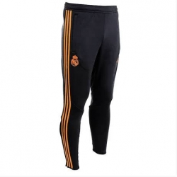 Pants Real Madrid black with orange