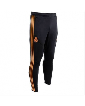 Pants Real Madrid black with orange