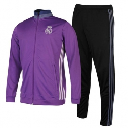 Tracksuit Real Madrid purple 2016 2017