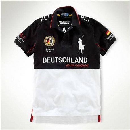 футболка поло мужская сборной германии
