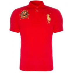 футболка поло мужская красная Polo Ralph Lauren оригинал
