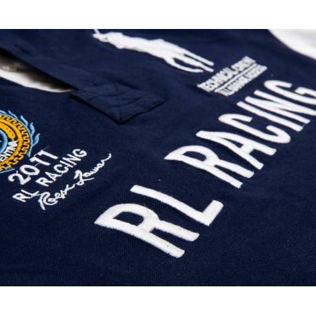 фирменные футболки поло мужские RL RACING