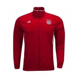 Олимпийка кофта и жакет Бавария красная 16-17
