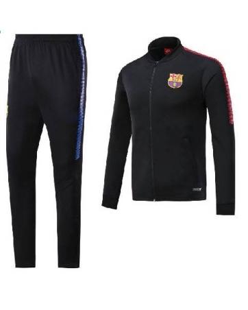 Спортивный костюм FC BARCELONA 2017 2018 черный