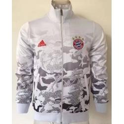Куртки олимпийки Бавария белая | Bayer Munch | купить