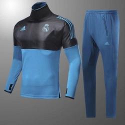 Тренеровочный костюм real madrid 2017 2018 синий
