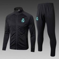 Спортивные костюмы Реал мадрид 2017 2018 черный