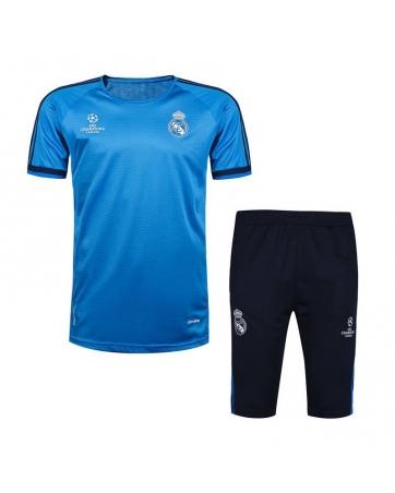 синий мужской костюм реал мадрид купить 2017 2018