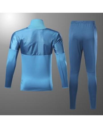 Детские спортивные костюмы UEFA Реал мадрид синий