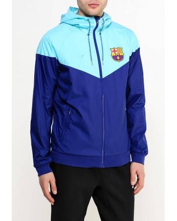 Куртки олимпийки Барселона   Barcelona   черные