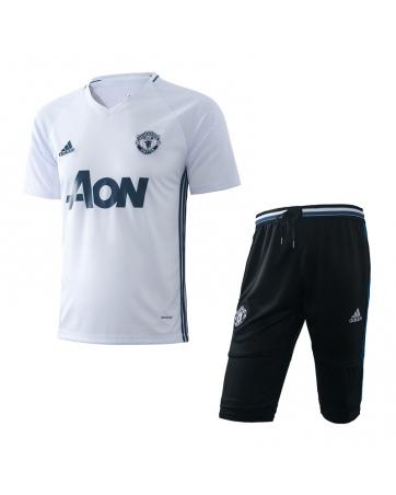 Womens T-Shirt Manchester United 15/16 season Home