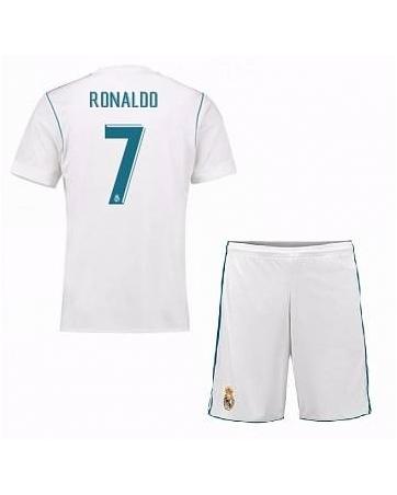 Рональдо детская форма Реал Мадрид