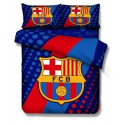 Постельное белье барселона barcelona темно синяя