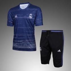 Suit Real Madrid adidas black