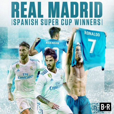 детская формы Реал Мадрид с длинным рукавом Real Madrid сезон 2017-2018