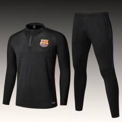 Тренеровочные костюмы Барселона черный