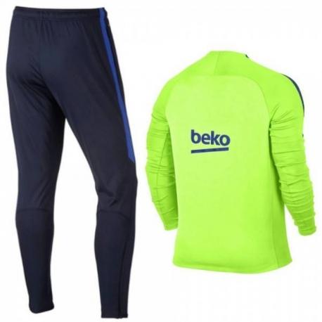 детский спортивный костюм ФК Барселона Nike 2016-17