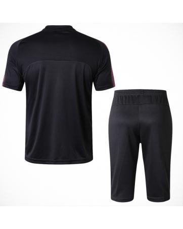 Тренеровочный футбольный костюм арсенал