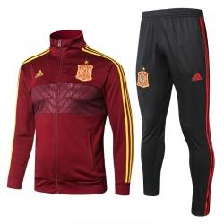 Спортивный костюм Испании  красный