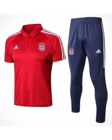 Тренировочный костюм Баварии 2018 2019 Красный