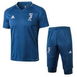 Тренировочный костюм Juventus  темно графитовый