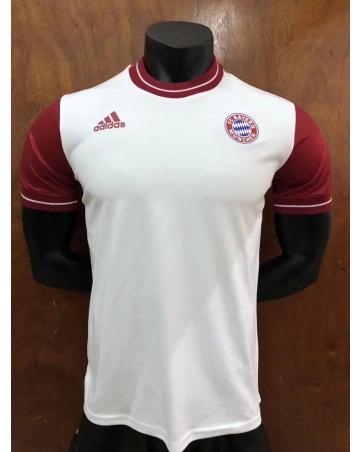 Футболка Баварии 2018 2019 белая