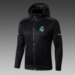 Куртки олимпийки Реал Мадрид черный