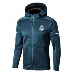 Куртки олимпийки Реал Мадрид 2018 2019 графитовый