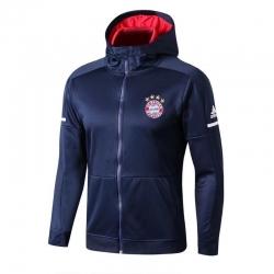 Олимпийка куртка BAYERN MUNCHEN темно синий