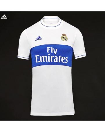 Футболка Реал мадрид 2018 2019 белая