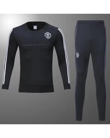 Тренеровочный костюм Манчестер черный