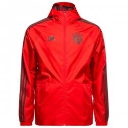 Куртка ветровки bayern munchen красный серая