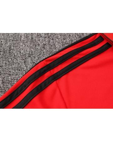 Футбольный костюм тренировочный Bayern München красный 2018 2019