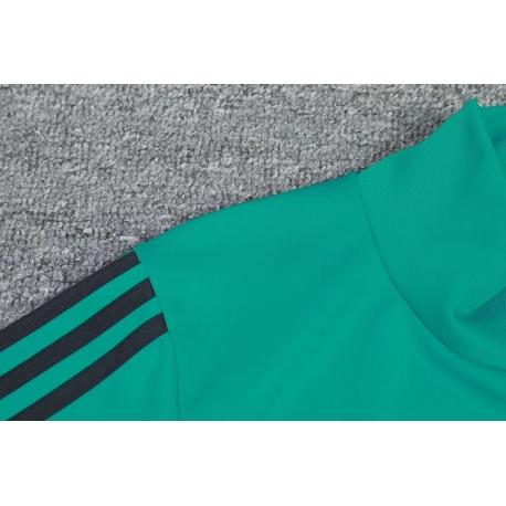 Реал мадрид детский тренеровочный костюм зеленый 2018 2017