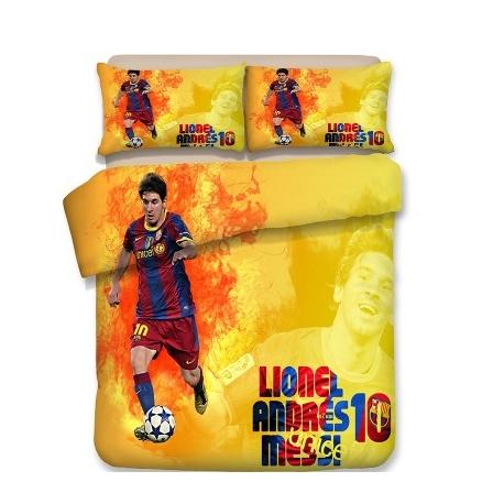 Постельное белье барселона barcelona 2018 2019 лион мессии