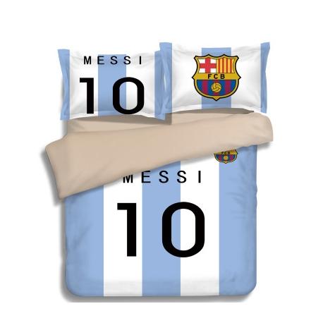Постельное белье барселона barcelona 2018 2019 голубое