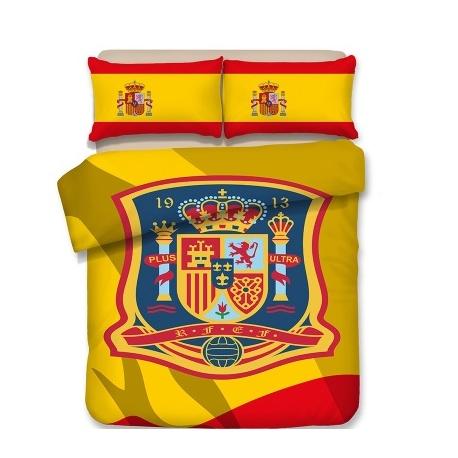 Постельное белье испании spain 2018 2019 флаг