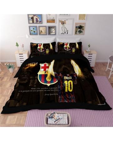 Постельное белье барселона barcelona 2018 2019 черный