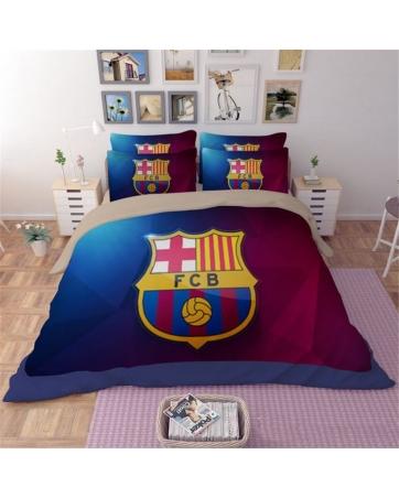 Постельное белье барселона barcelona 2018 2019 градиент
