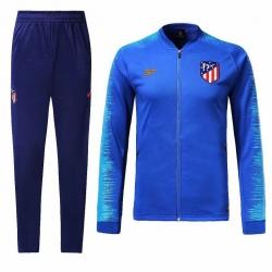 Cпортивный костюм Atletico Madrid ATM Blue N98 2018 2019 синий