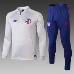 Спортивный костюм Atletico Madrid 2018 2019 белый