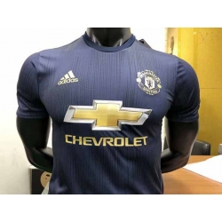 Новотехнологичная футболка Manchester united пепельный