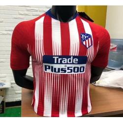 Новотехнологичная футболка Атлетико милан 2018 красная