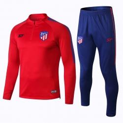 Тренеровочный костюм Atletico Madrid 2018 2019 красный