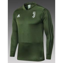 Толстовка свитер Juventus зеленый