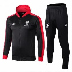 Детские костюмы теплые футбольные Liverpool
