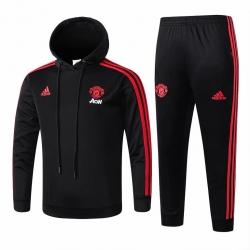 Детские костюмы теплые футбольные Manchester United
