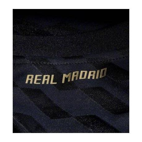 ronaldo форма реал мадрид черная (с шортами)